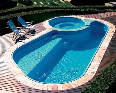 Ventajas de las piscinas de fibra de vidrio for Vidrio para piscinas