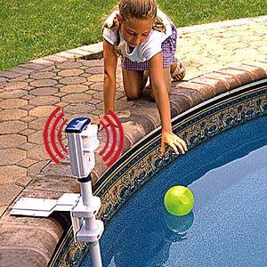 Sistemas de alarma para piscinas