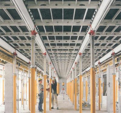 Sistemas de encofrados de Aluminio – facil manera de acelerar tus construcciones