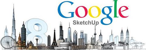 Google Sketchup – convierte tus ideas en realidad