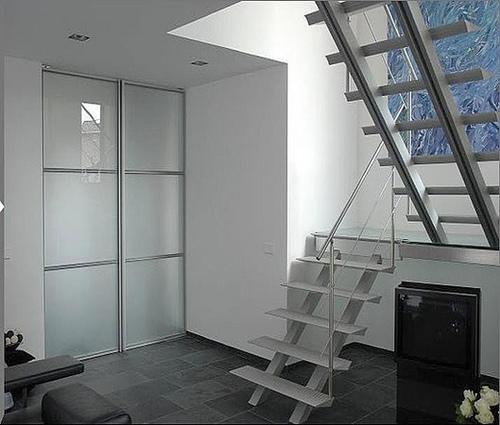 escalera-en aluminio anonizado