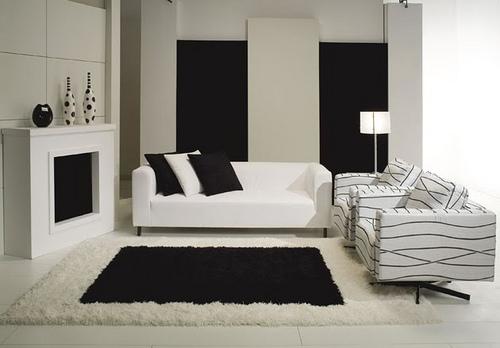 Decora tu sala al estilo minimalista