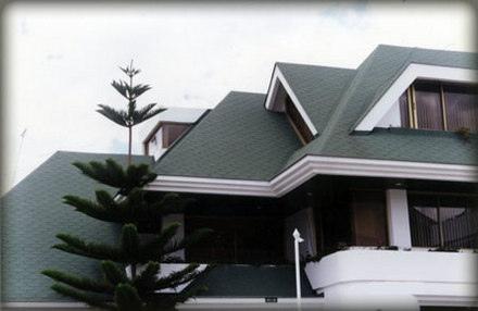 Las tejas asf lticas mant n tu techo decorado y for Modelos de techos con tejas