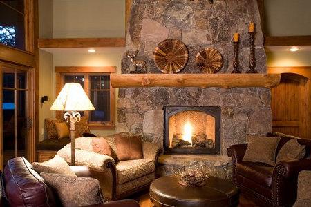 Decoracion rustica inserta la naturaleza en tu hogar