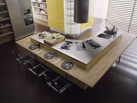 Fotos de diseno de cocinas - Isletas de cocina ...