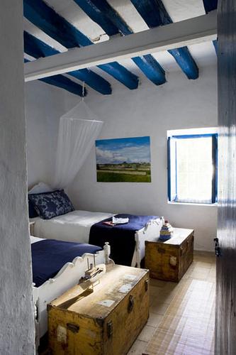 interior estilo mediterraneo