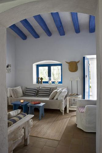 El estilo mediterraneo caracteristicas basicas - Decoracion estilo mediterraneo ...