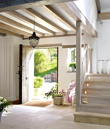 El estilo mediterraneo caracteristicas basicas Arquitectura decoracion de interiores
