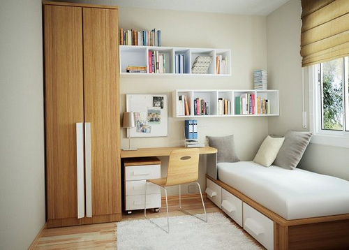 A-compact-bedroom-made-of-natural-materials