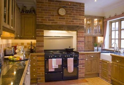 Fotos de diseno de cocinas rusticas for Como decorar una cocina rustica pequena