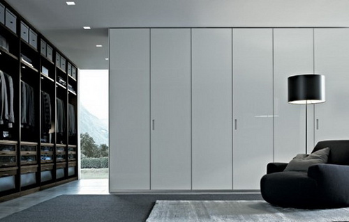 closet moderno minimalista
