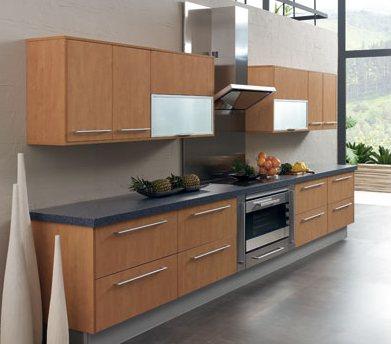 Cocinas peque as modernas arquigrafico for Cocinas integrales para apartamentos pequenos