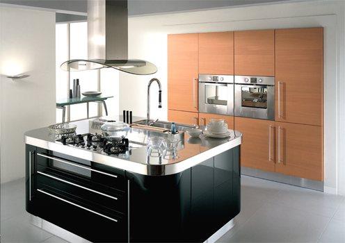 Cocinas peque as modernas arquigrafico - Cocinas modernas y pequenas ...