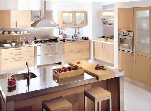 Diseño-de-Cocinas-Pequeñas-para-Apartamento