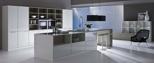 Diseño de Cocinas Modernas - Arquigrafico