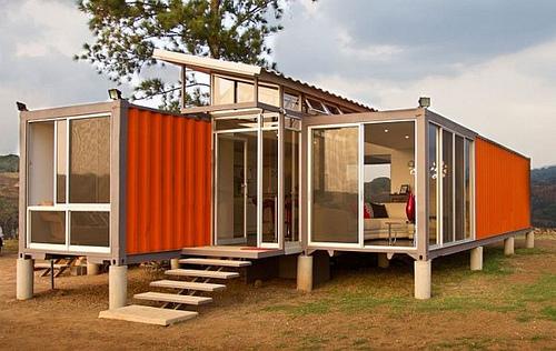 casa modulares contenedor