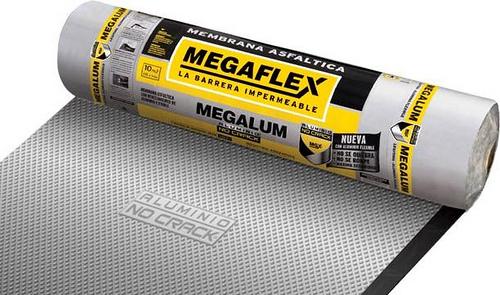 tela asfaltica aluminio