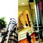 Olvidate de los elevadores tradicionales usando Ascensores Neumaticos .