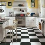 Pisos de Cocinas – 8 populares opciones a elegir .