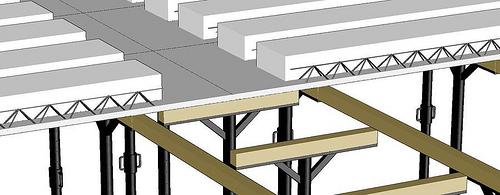 Las Prelosas aligeradas – Solucion ideal de techos autoportantes