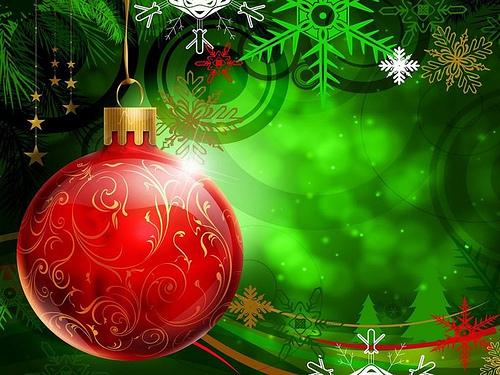 Tarjetas de navidad y ano nuevo para imprimir