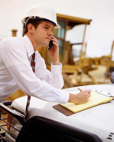 supervisor de obras